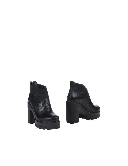 UNLACE | Женские Чёрные Полусапоги И Высокие Ботинки