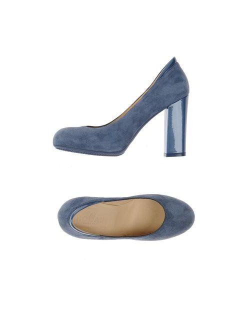 Hogan | Женские Лазурные Туфли