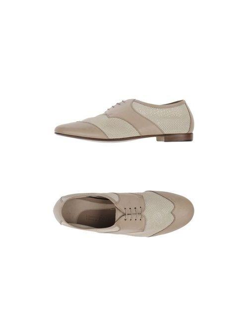 Laboratorigarbo | Женская Серая Обувь На Шнурках