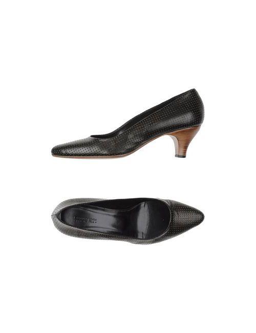 Laboratorigarbo | Женские Чёрные Туфли