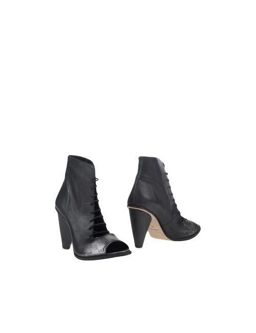Masnada | Женские Серые Полусапоги И Высокие Ботинки