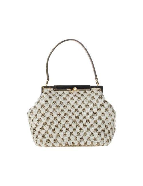 Dolce & Gabbana | Женская Бронзовая Сумка На Руку