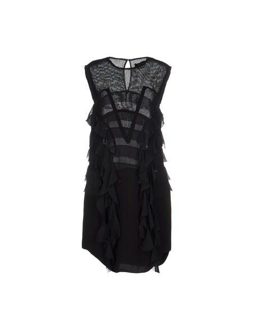 Isabel Marant | Женское Черный Короткое Платье
