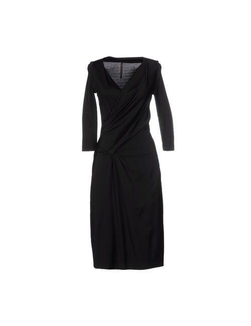 Plein Sud  Fayҫal Amor | Женское Черный Платье До Колена