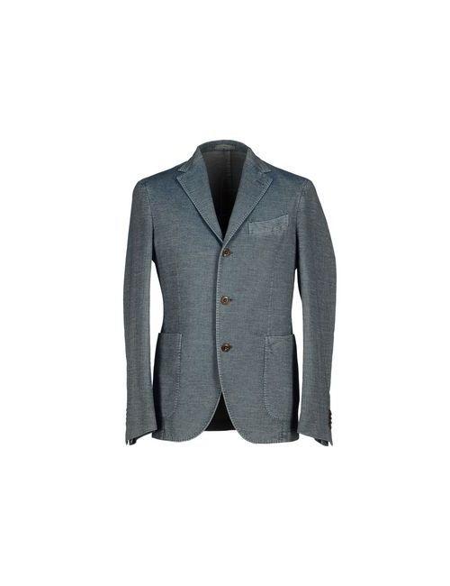 Boglioli | Мужская Синяя Джинсовая Верхняя Одежда