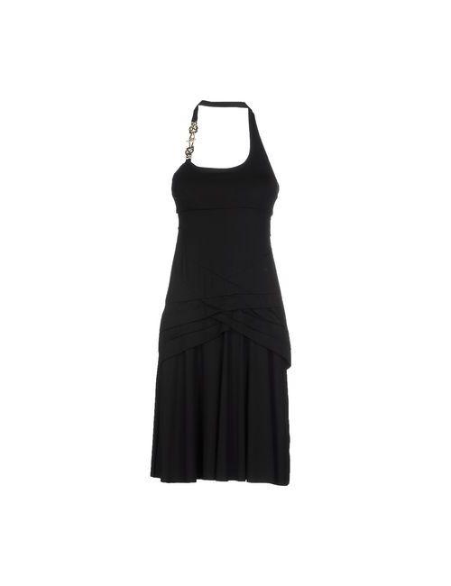 Vdp Beach   Женское Черный Платье До Колена