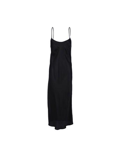 Antonio Marras | Женское Чёрное Длинное Платье