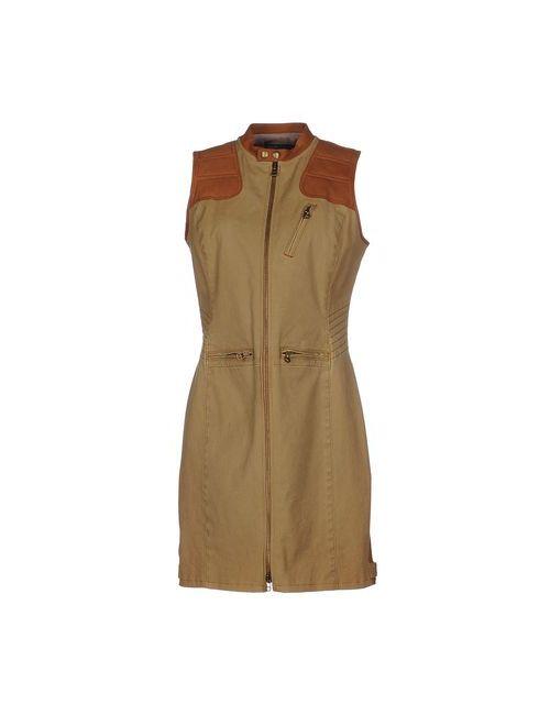 Ralph Lauren | Женское Зелёное Короткое Платье