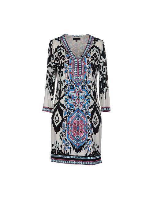 Hale Bob | Женское Белое Короткое Платье
