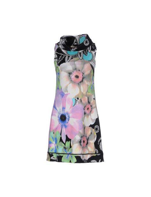 Class Roberto Cavalli | Женское Черный Короткое Платье