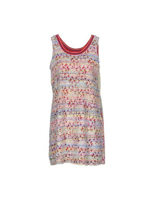 Maison Colette | Женское Красное Короткое Платье