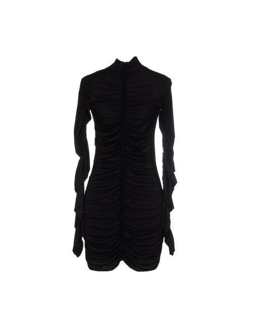 Plein Sud  Fayҫal Amor | Женское Черный Короткое Платье