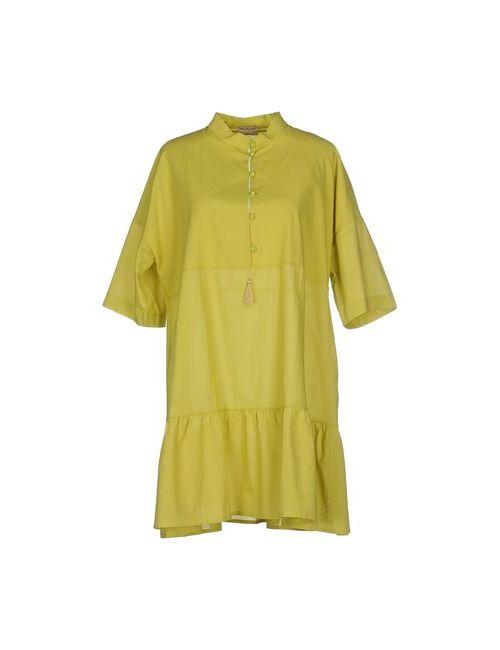 Grazia'Lliani   Женское Зелёное Короткое Платье