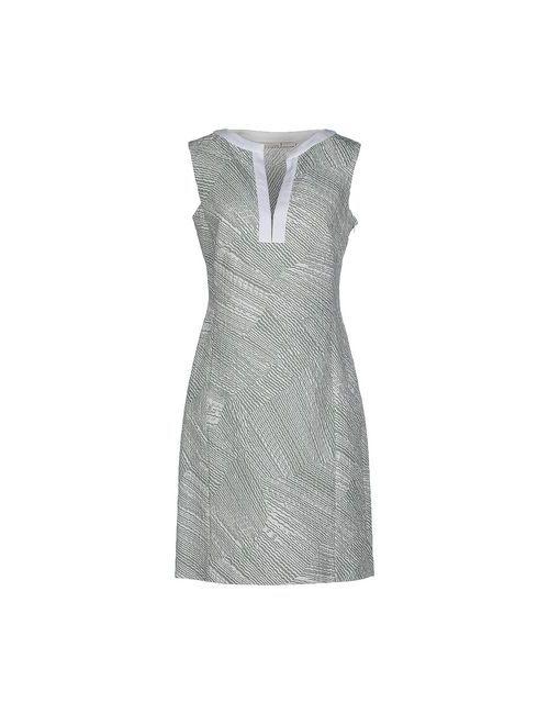 Schumacher | Женское Зелёное Короткое Платье