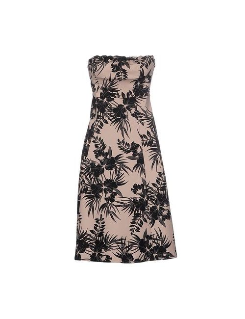 Kaos | Женское Телесное Короткое Платье