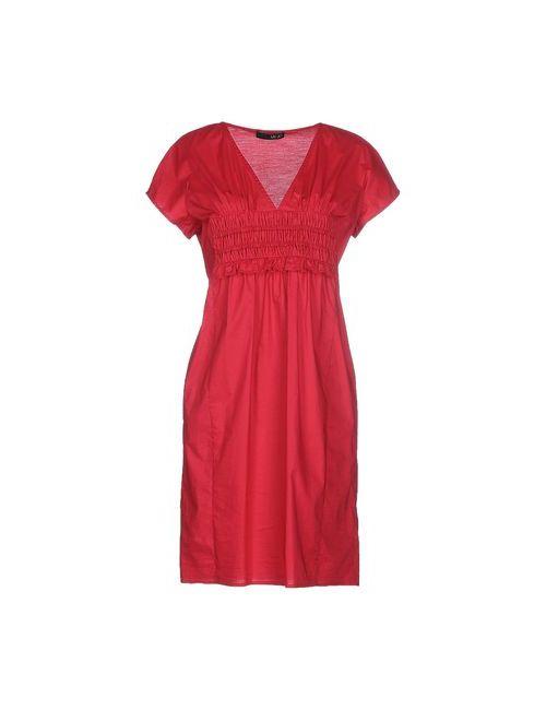 Liu •Jo | Женское Фиолетовое Короткое Платье