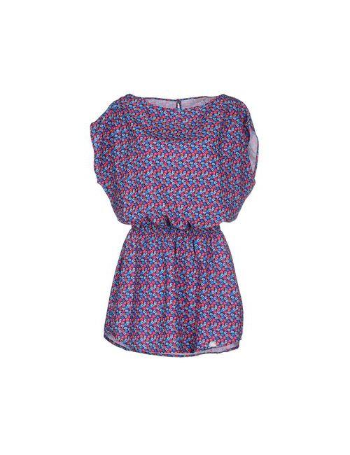 Sundek | Женское Голубое Короткое Платье