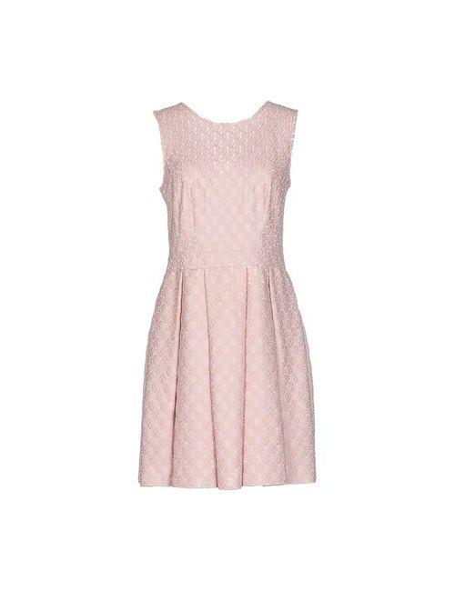 Missoni   Женское Розовое Короткое Платье