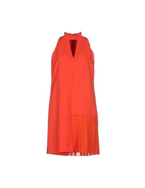 Versace Collection | Женское Красное Короткое Платье