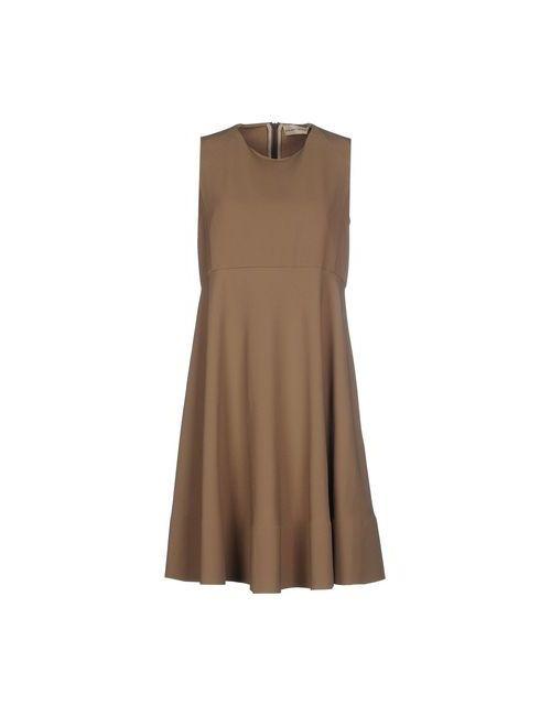 COAST WEBER & AHAUS | Женское Хаки Короткое Платье