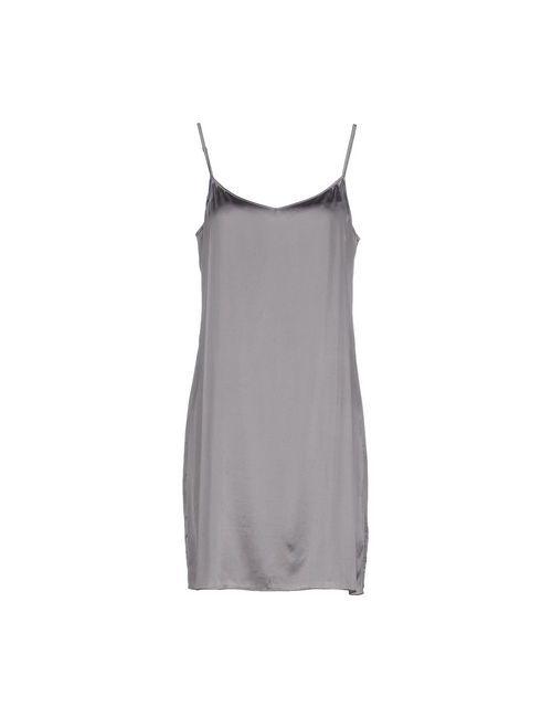 P.A.R.O.S.H. | Женское Серое Короткое Платье