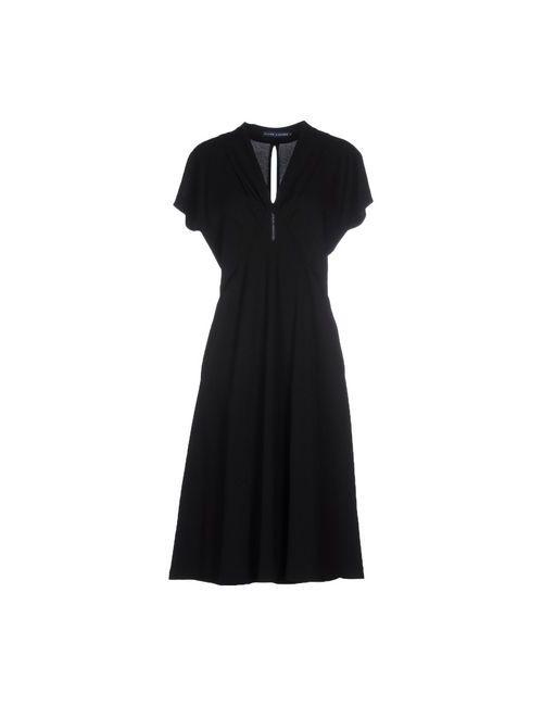 Ralph Lauren | Женское Черный Платье До Колена