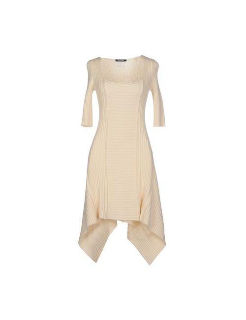 Plein Sud Jeanius | Женское Слоновая Костящее Короткое Платье