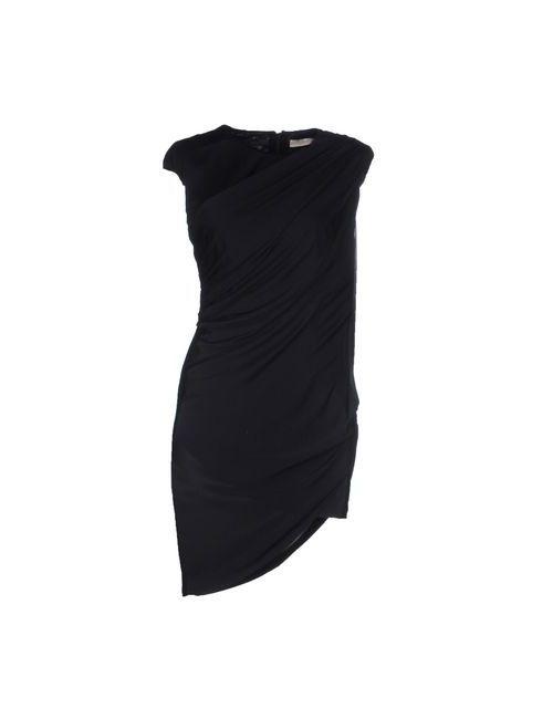 Scervino Street | Женское Синее Короткое Платье