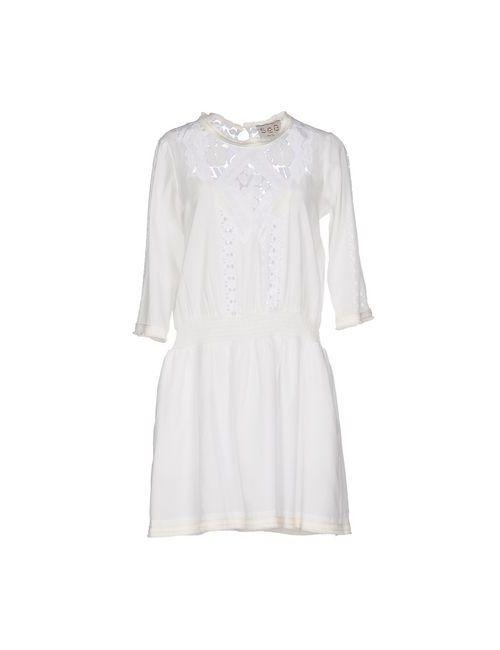 Sea | Женское Белое Короткое Платье