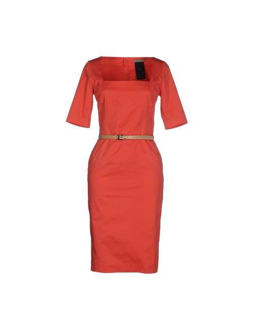 Betty Blue | Женское Розовое Платье До Колена