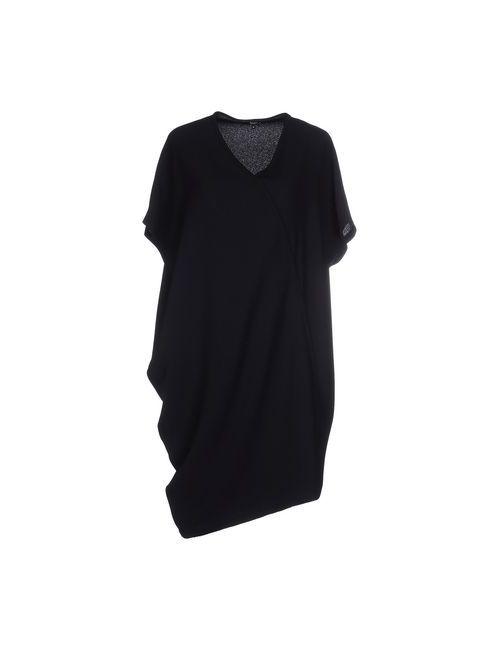 Toupy | Женское Синее Короткое Платье
