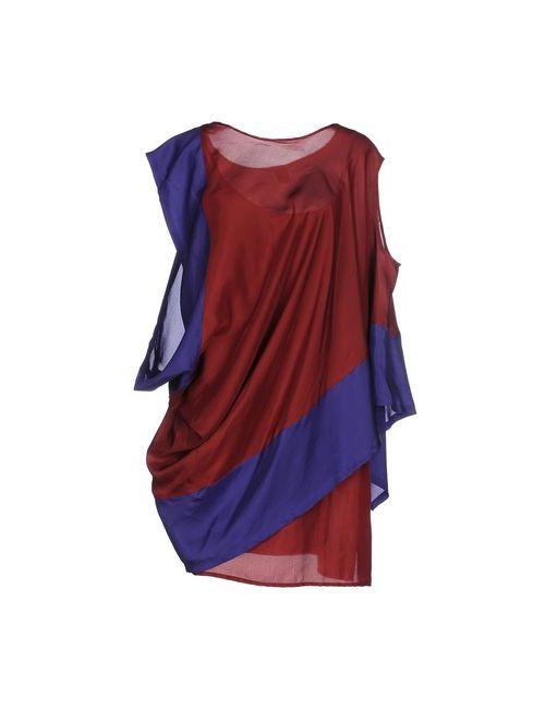 Dondup | Женское Коричневое Короткое Платье