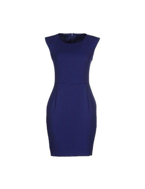 French Connection | Женское Синее Короткое Платье