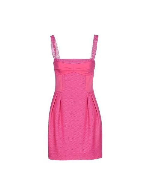 Missoni | Женское Фуксия Короткое Платье