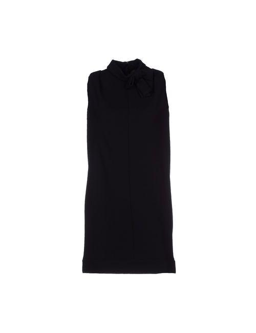 Dsquared2 | Женское Черный Короткое Платье