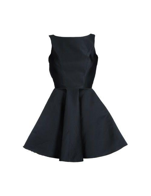 Plein Sud   Женское Чёрное Короткое Платье