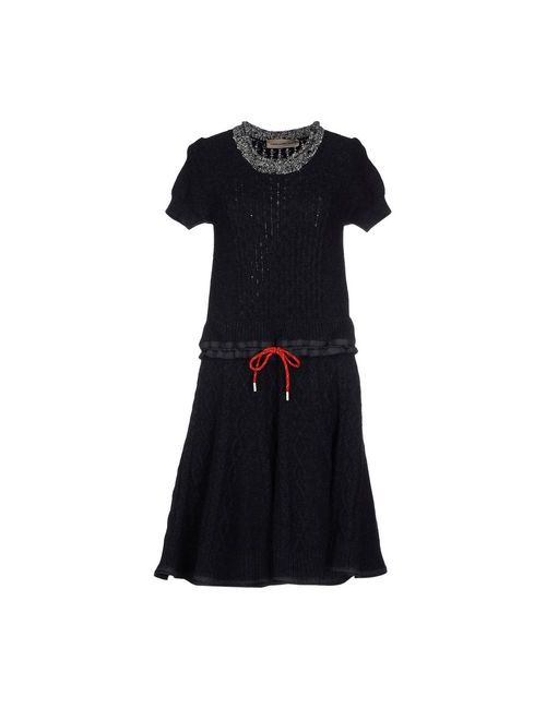 COAST WEBER & AHAUS   Женское Серое Короткое Платье