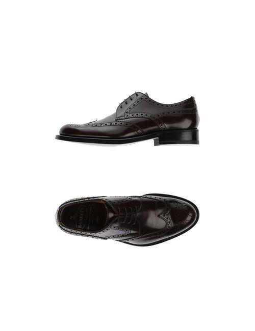 Barrett | Мужская Коричневая Обувь На Шнурках
