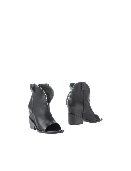 Cinzia Araia   Мужские Чёрные Полусапоги И Высокие Ботинки