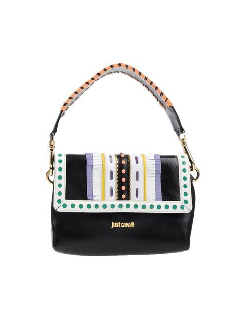 Just Cavalli | Женская Черный Сумка На Руку