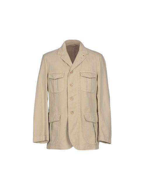 AVIGNON | Мужская Бежевая Джинсовая Верхняя Одежда