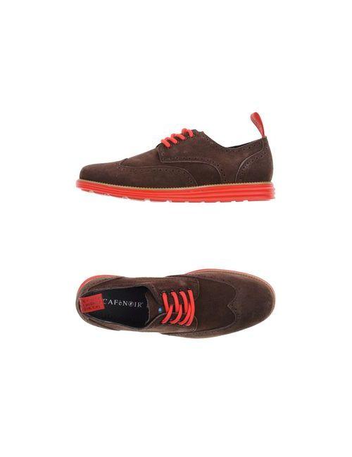 Cafènoir | Мужская Обувь На Шнурках