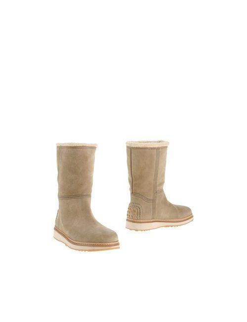 Carshoe | Женские Бежевые Полусапоги И Высокие Ботинки