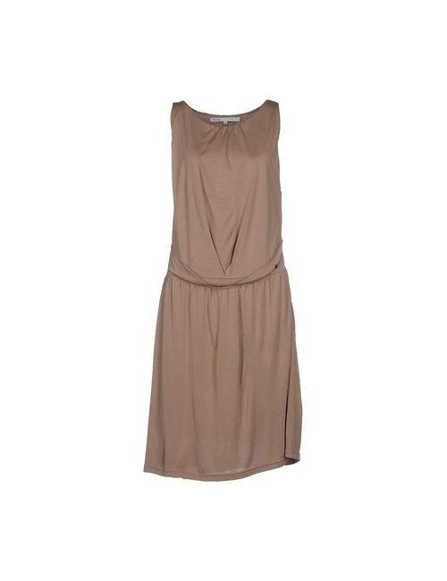 Fairly | Женское Хаки Платье До Колена