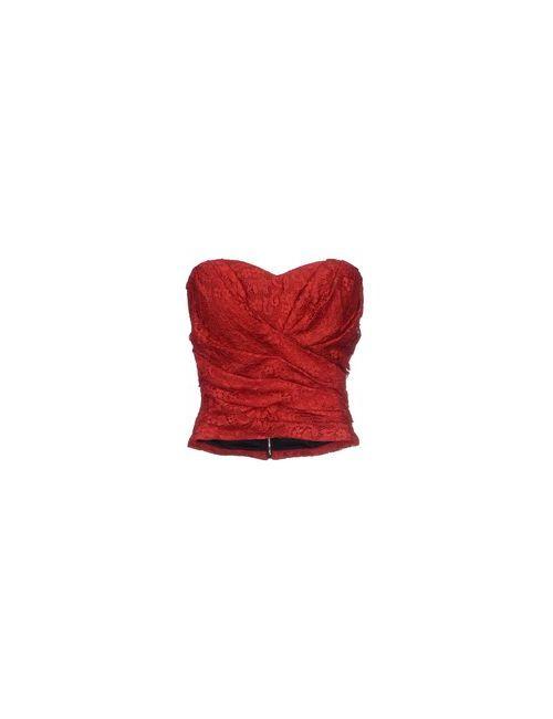 Dolce & Gabbana | Мужское Красное Бюстье
