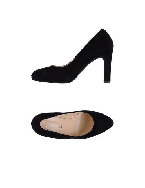 Mottadelli | Женские Чёрные Туфли