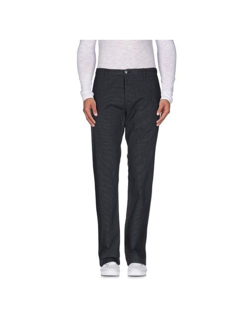 Paul Smith Jeans   Мужские Серые Повседневные Брюки