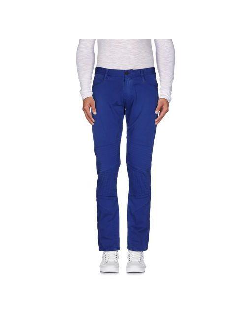Karl Lagerfeld   Мужские Синие Повседневные Брюки