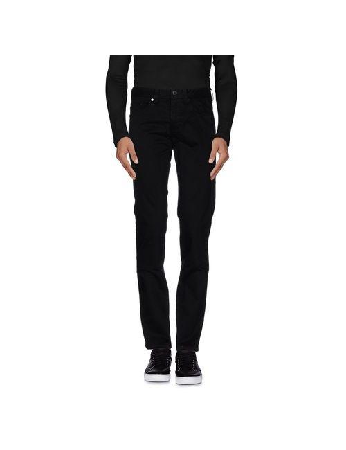 Calvin Klein Jeans   Мужские Чёрные Повседневные Брюки