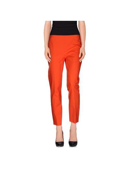 Ralph Lauren Black Label | Женские Оранжевые Повседневные Брюки